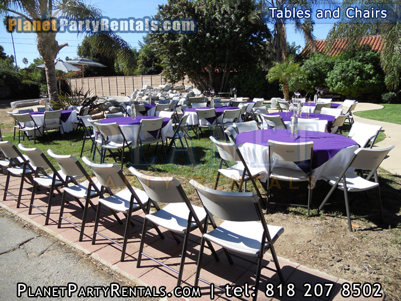 tables and chairs rental price swing chair jysk tent 12ft x 20ft size prices canopy rentals van nuys reseda linen images