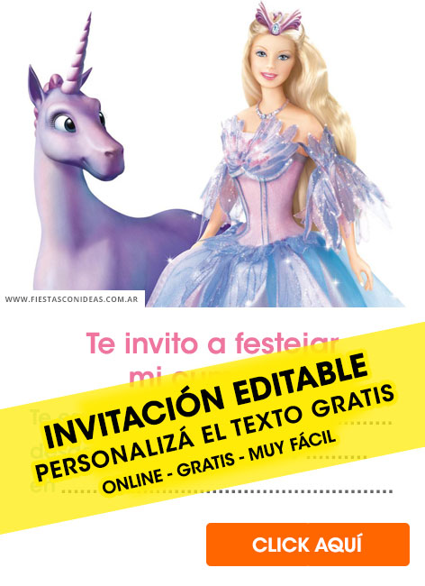 25 free barbie birthday invitations