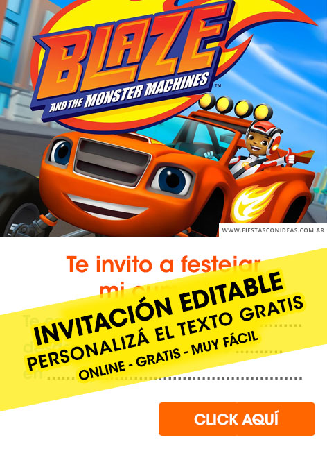 6 free blaze and the monster machines