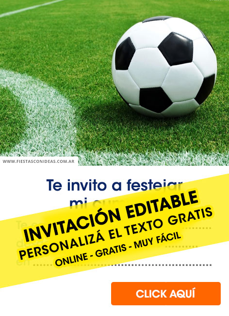 115 free football birthday invitations