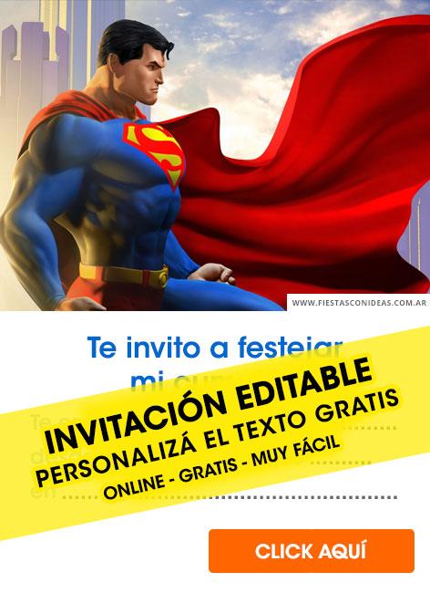 free justice ligue birthday invitations