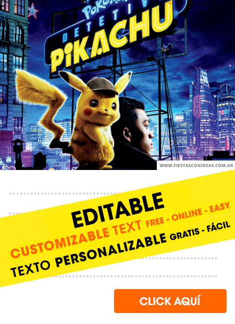 25 free pokemon pikachu birthday