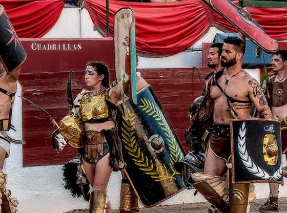 Fiestas Ibero Romanas de Castulo