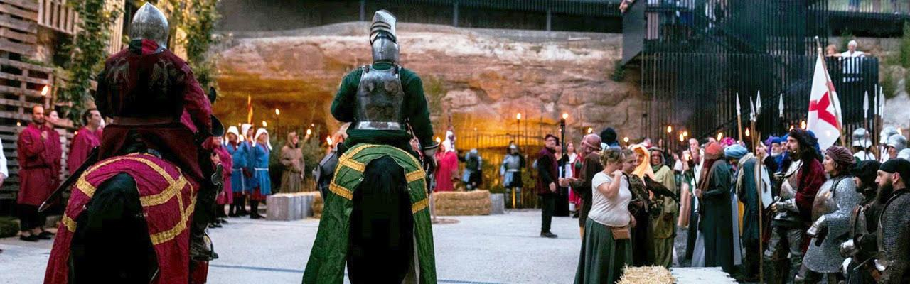 Baner Entrada de los Reyes Catolicos a Borja