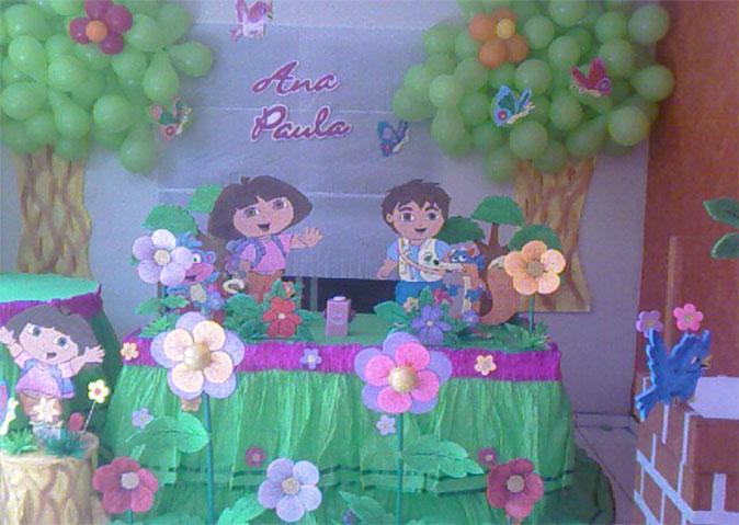 Decoraciones de fiestas infantiles  Fiestas y pasteles