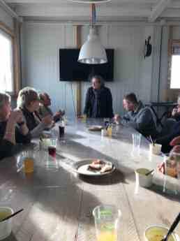 Sylvia Simons-vd Berg vertelt over peulvruchten bij Santé Holland — bij Santé Holland.