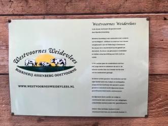 Westvoornes Weidevlees komt van Boerderij Assenberg — bij Westvoornes Weidevlees.