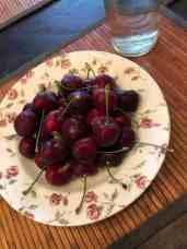Toetje: heerlijke kaskersen van De Westlandse Kaskers — bij Fietsen voor m'n eten.
