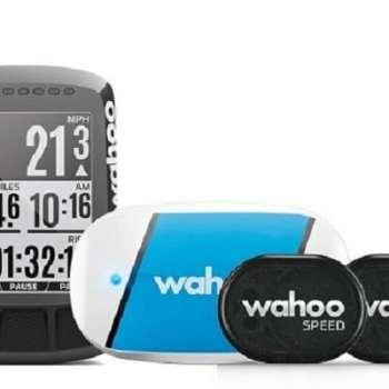 Wahoo Fitness ELEMNT BOLT & TICKR & RPM Bundle