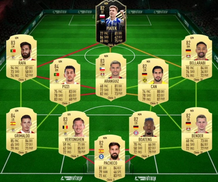 FIFA 21: Jesus Navas FUT Freeze disponível em DME   FIFA Brasil Notícia