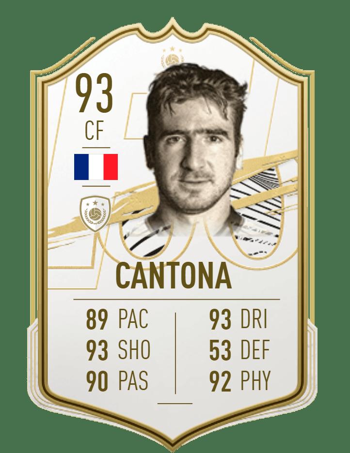 Auxerre, con el que debutó como profesional, 2 jugó después para el olympique de marsella de manera fugaz por diversos episodios polémicos, que le llevaron a. Eric Cantona net worth: How much does the retired football ...