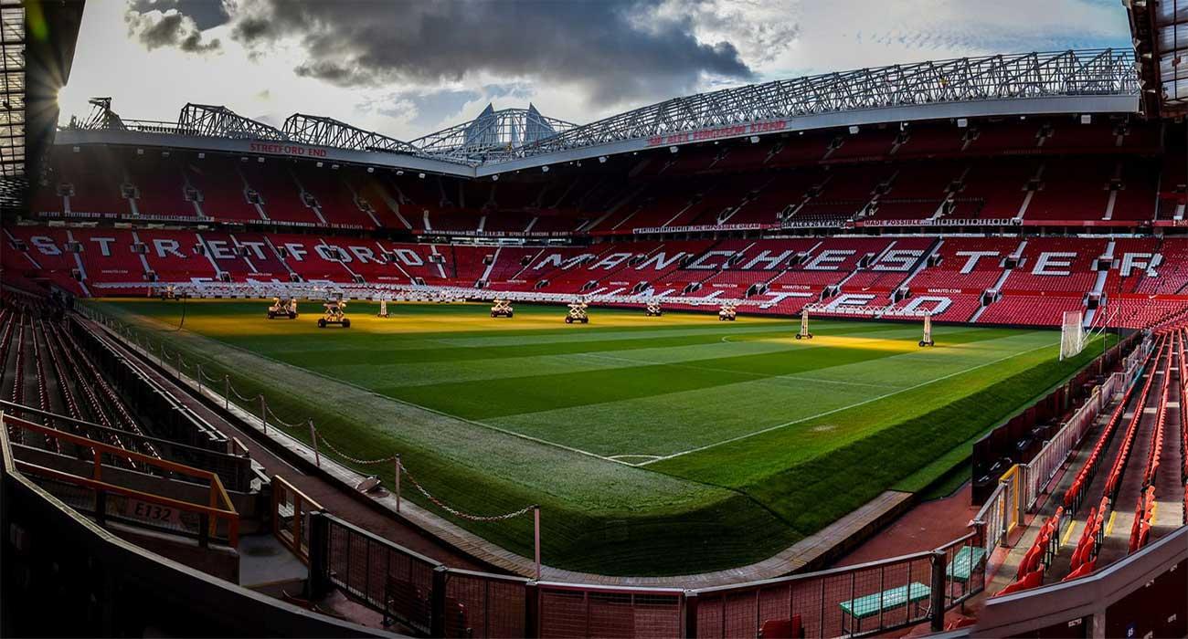Old Trafford - FIFA 21 Stadiums