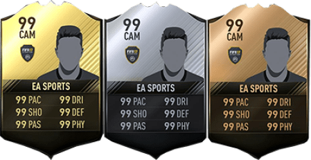 FIFA 17 Players Cards Guide - TOTW Cards