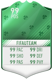 FIFA 17 Players Cards Guide - St Patricks Cards