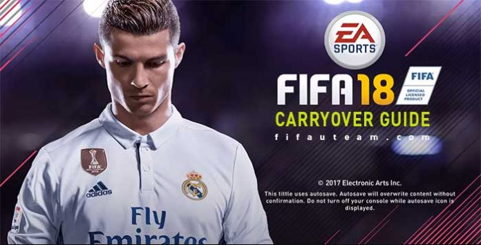 FIFA 18 Carryover Transfer Guide - Coins. FCC. XP. Cards & FIFA Points