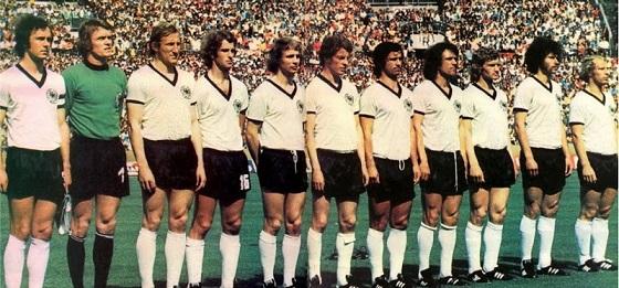 Resultado de imagem para germany champion 1974
