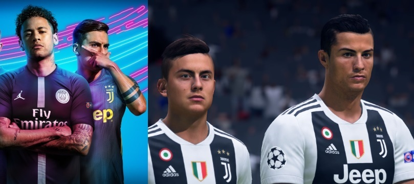 FIFA 19 mods for PS4. Xbox One. PC and Nintendo Switch