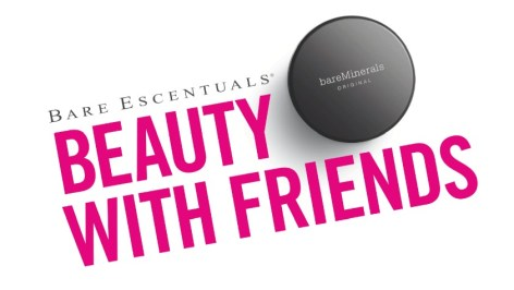 "Les ""Beauty With Friends"" bareMinerals débarquent en province   Logo BAW Friends"