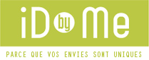 Des chaussures et des vêtements entièrement personnalisés : iDbyMe !   logo
