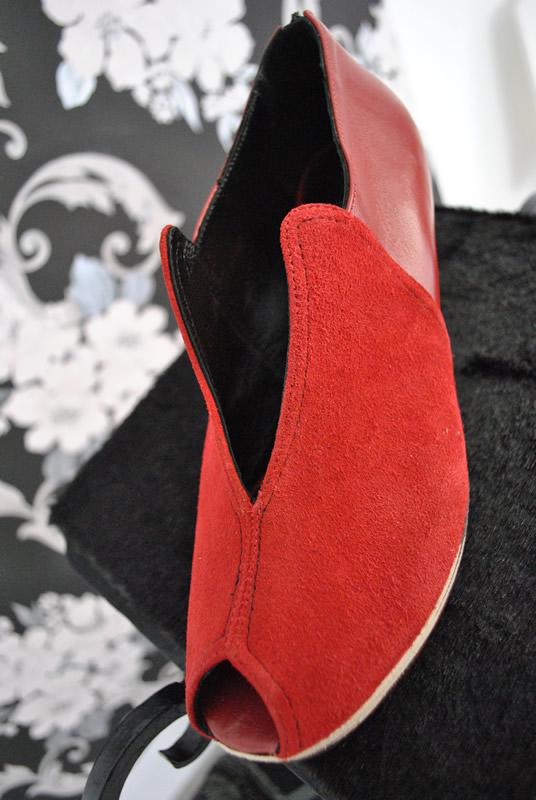 A la découverte des chaussures By Abigail   Showroom Abigail Insoumise2