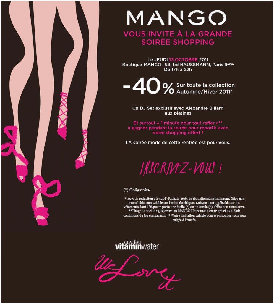 Mango Shopping Party   Octobre 2011   2011 10 04 09h43 32 927x1024