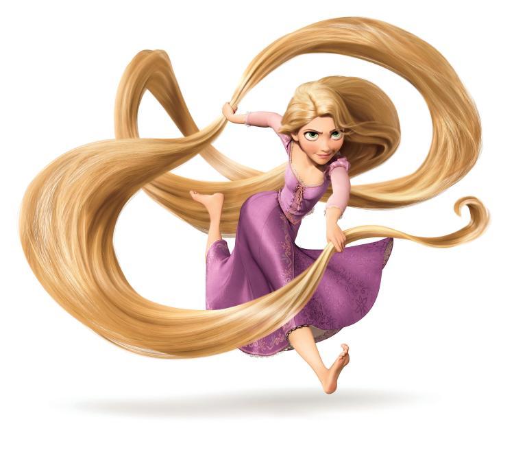 Ethnicia ma transformé en Raiponce   Raiponce cheveux 1024x947