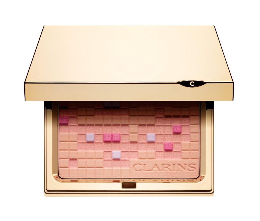 Calendrier de lavent   Jour 1   Clarins Colour Definition Poudre Teint Eclat 3D 1024x871