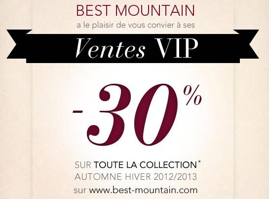Ventes Vip Best Mountain   ventes vip best mountain
