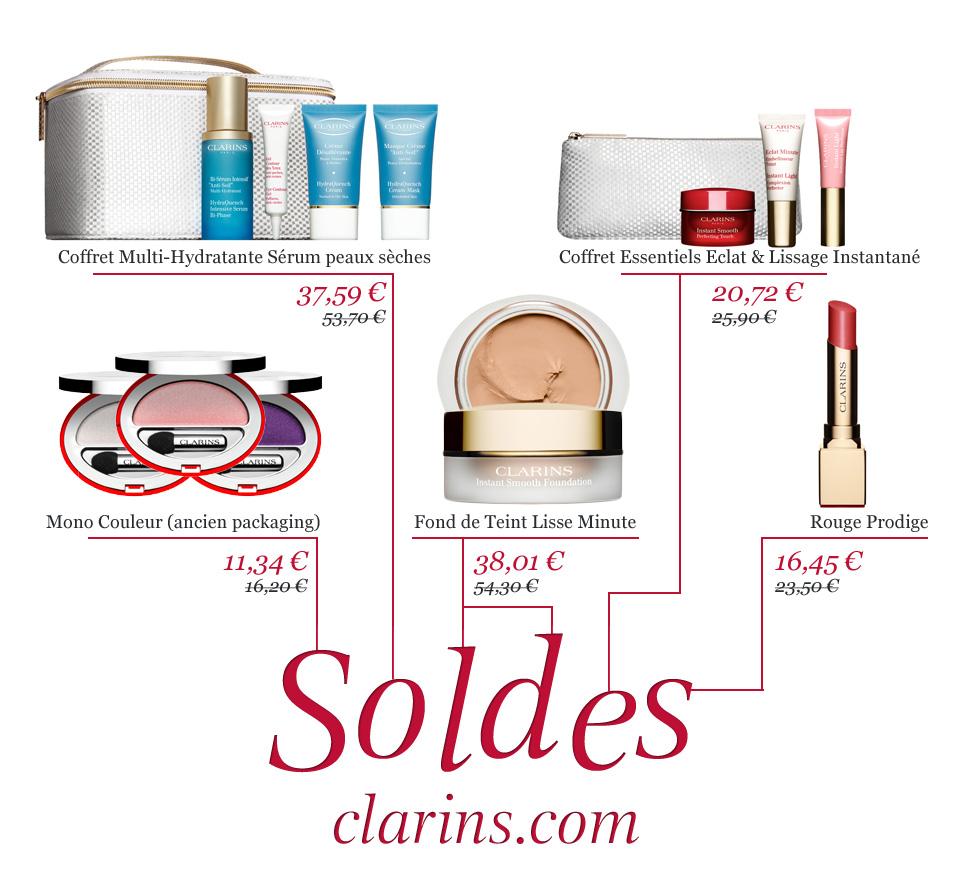 soldes-clarins