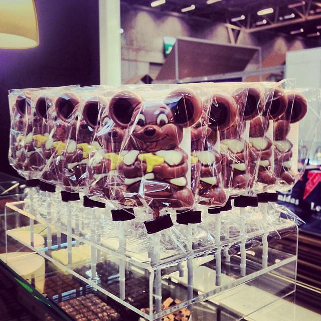 Le Salon du Chocolat, temple de la gourmandise   1378883 596398757075187 1097149042 n