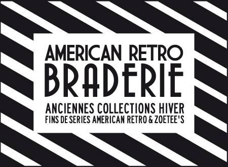 Braderie American Retro   Automne 2013   american retro