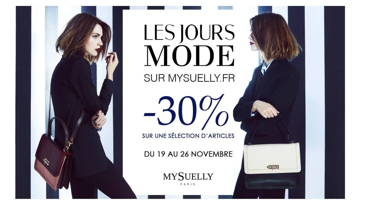 Les jours mode MySuelly   mysuelly