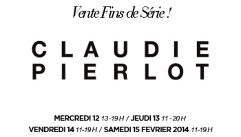 vente-privée-Claudie-Pierlot