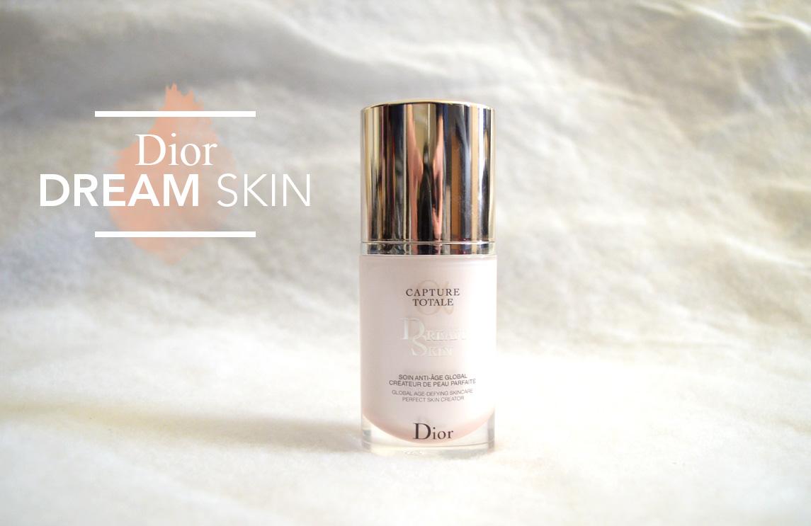 La peau rêvée par Dior   dior dreamskin