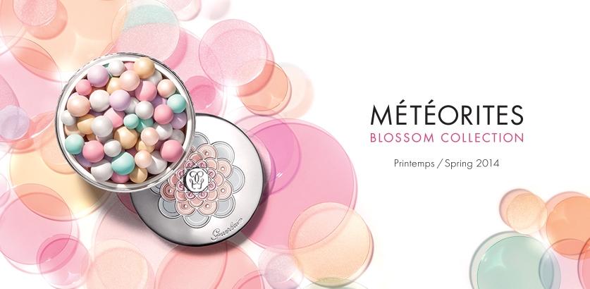 Its Show Time chez Guerlain   guerlain blossom