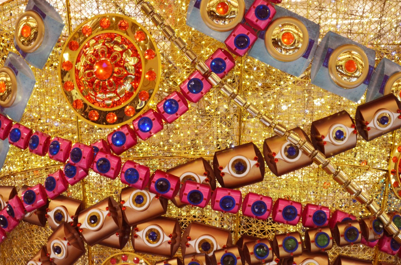 Le Noël Monstre des Galeries Lafayette   noel monstre galerie lafayette 4