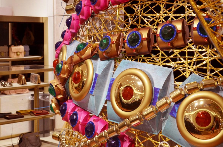 Le Noël Monstre des Galeries Lafayette   noel monstre galerie lafayette 5