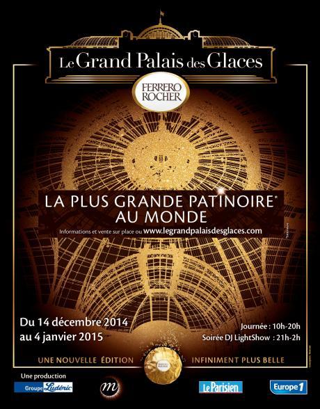 Le Grand Palais version glacée   %name