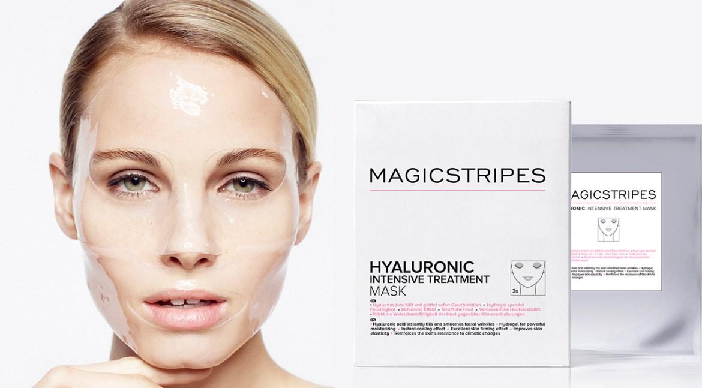 Magique le masque !   MAGISTRIPES HYALURONIC MASK