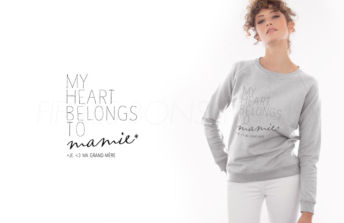 On noublie pas mamie [Concours Inside]   MY HEARTS BELONGS TO MAMIE