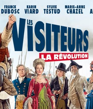 les visiteurs la revolution