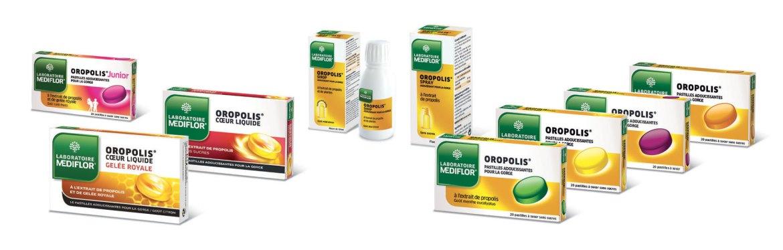 gamme oropolis