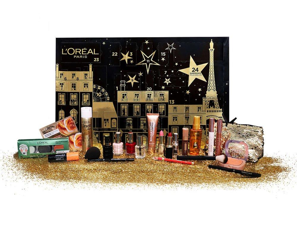 Calendrier de l'avent L'Oréal Paris