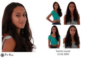 Yasmin Louise 15.02.2005