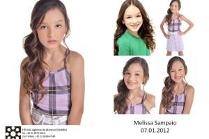 Melissa Sampaio 07.01.2012