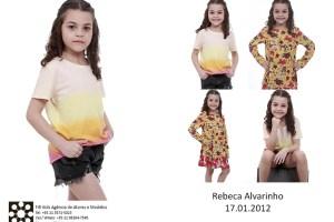 Rebeca Alvarinho 17.01.2012