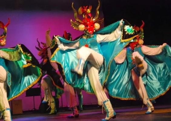 "Ballet folklorique ""TUPA MARKA"""