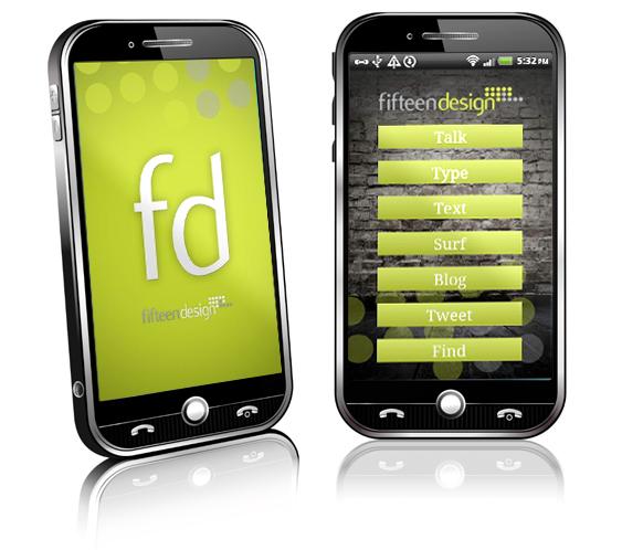 Fifteen Design App