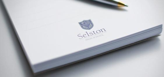 selston high school rebrand