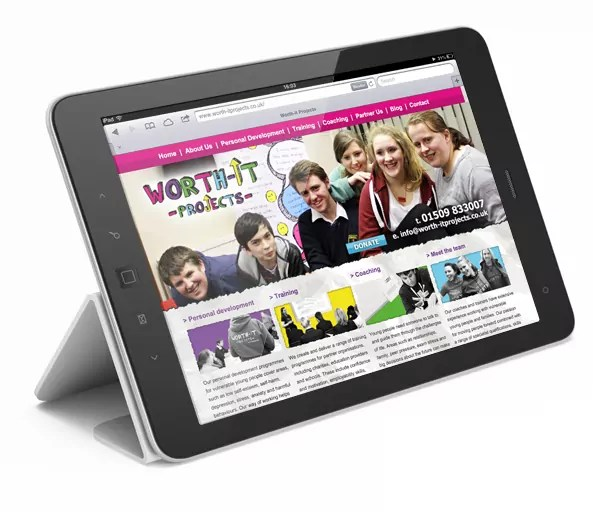 worth it website design